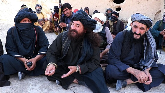 After 17 years of war, Taliban field commanders signal openness to peace talks
