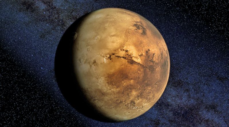 NASA will pay you up to $750000 to come up with a way to turn CO2 into other molecules on Mars