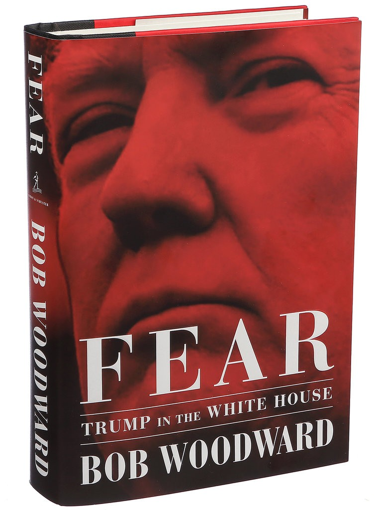 In Fear, Bob Woodward Pulls Back the Curtain on President Trumps Crazytown