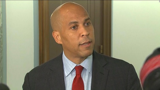 Cory Booker broke the rules to show he can play Donald Trumps game