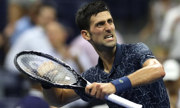 Novak Djokovic ends John Millmans US Open run to reach semis
