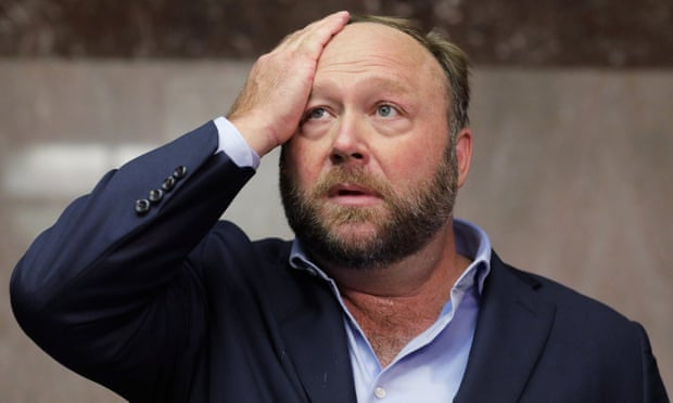 Twitter permanently bans conspiracy theorist Alex Jones