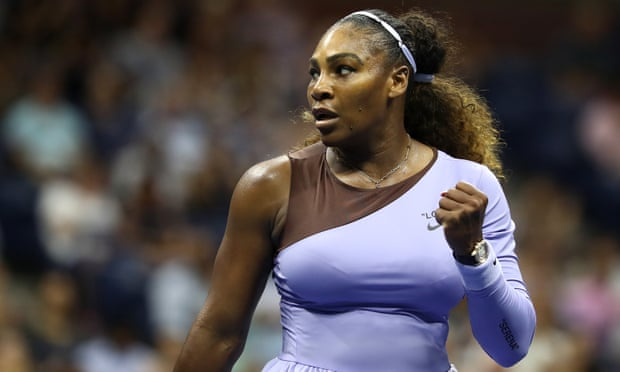 Serena Williams swats aside Sevastova to set up US Open final with Naomi Osaka