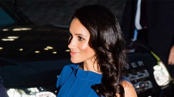Meghan Markle Just Wore Her Bling in an Unexpected Place!