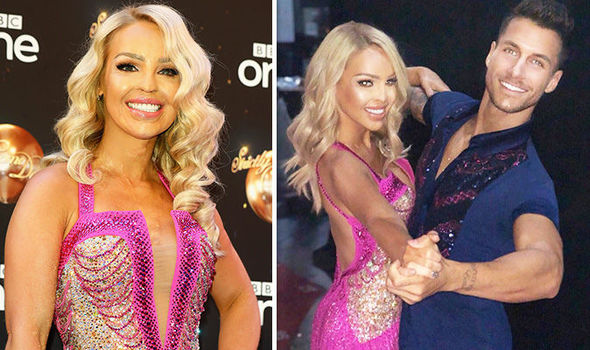 Strictly Come Dancing 2018: Katie Piper spills ALL on being partnered with Gorka Marquez