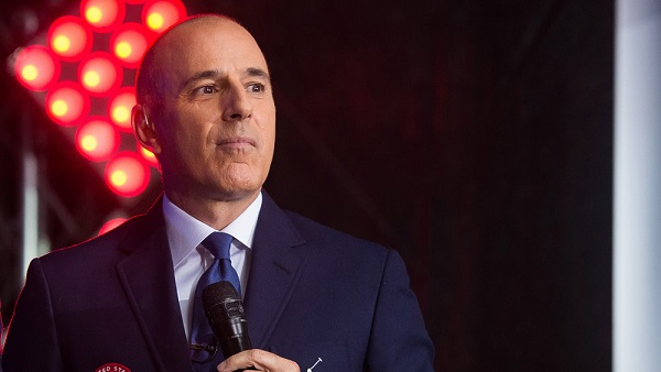 Matt Lauer Denies Rape Allegation, Says Affair Was 'Consensual'
