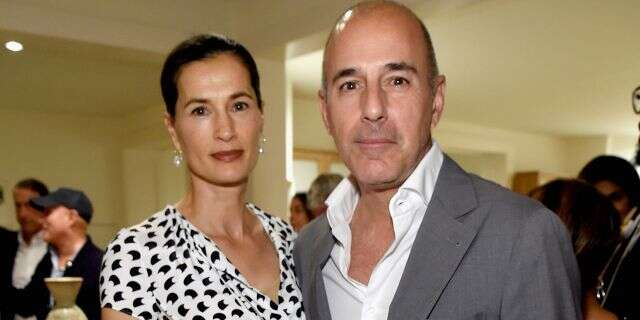 Matt Lauers Ex Wife Annette Roque Releases Statement After His Rape Allegation