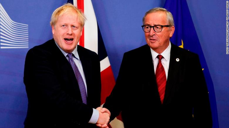 Key ally deals blow to Boris Johnsons new Brexit deal