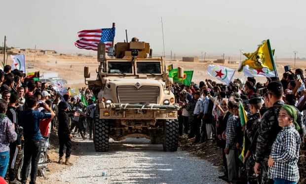 Latest betrayal of Kurds risks undermining defeat of Isis