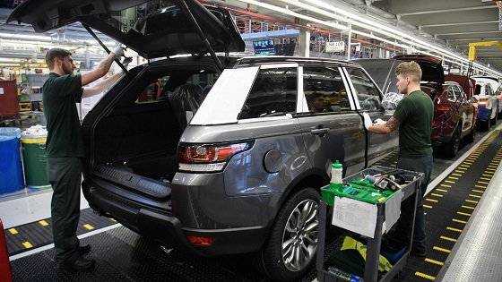 Jaguar Land Rover is slashing 4,500 jobs