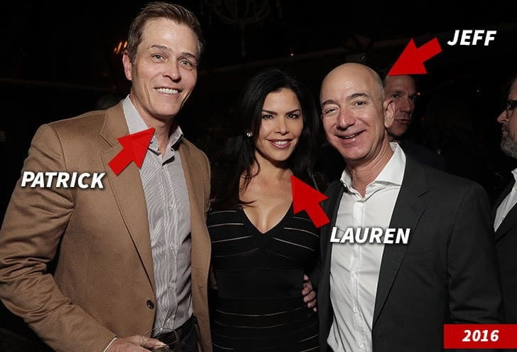 Jeff Bezos Relationship with TV Host Lauren Sanchez Led to Divorce