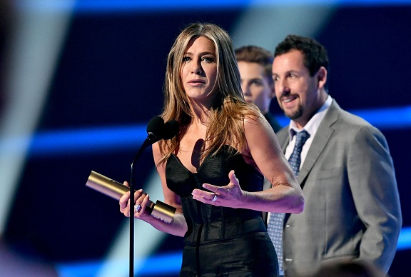 People's Choice Awards: The 5 most noteworthy celebrity quotes, from Kevin Hart to Jennifer Aniston