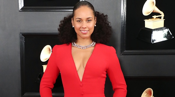 Alicia Keys Returns as GRAMMY Awards Host for a Second Time