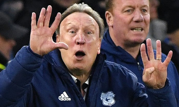 Neil Warnock on Brexit: 'I can't wait to leave. To hell with the rest of the world'