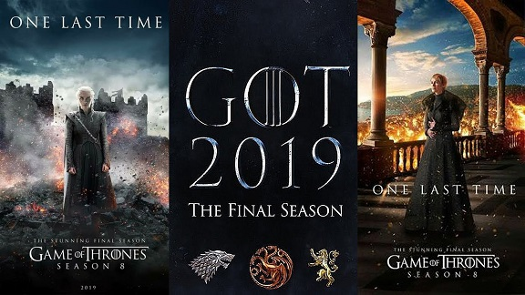 Watch The Game Of Thrones Season 8 Teaser Here
