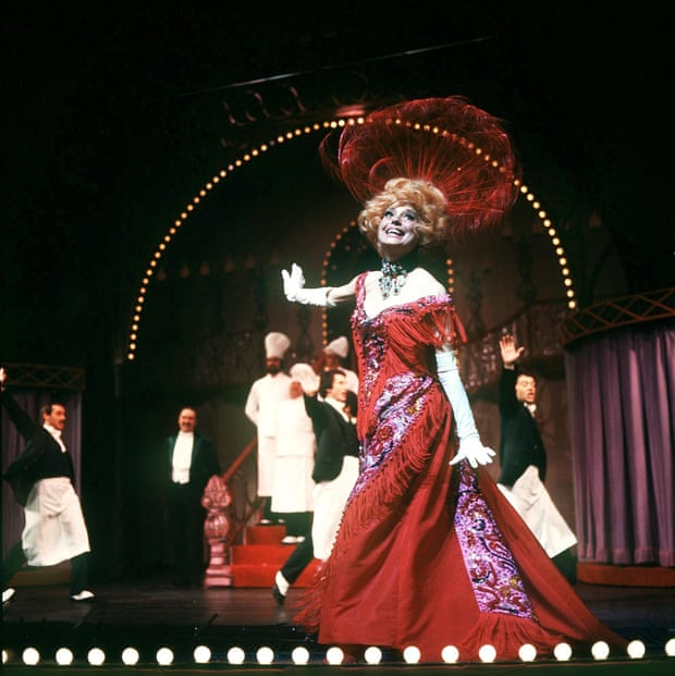 Carol Channing, star of Hello, Dolly! on Broadway, dies aged 97