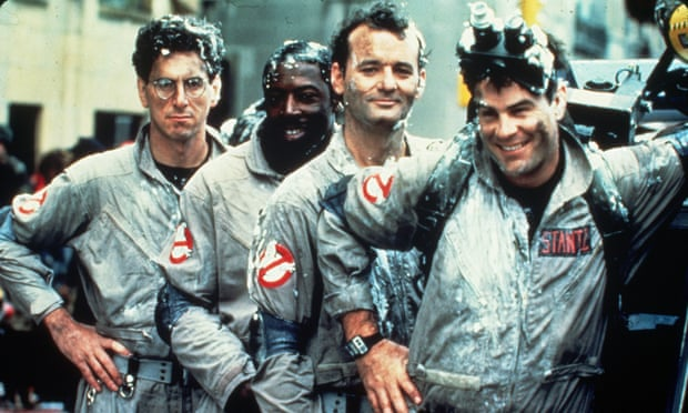 Who ya gonna call? Ivan Reitman sends son Jason to direct Ghostbusters 3