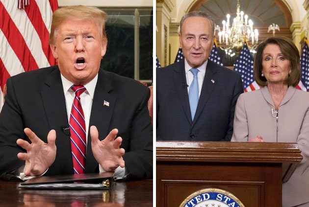 Pelosi only gives Trump a bigger audience by canceling State of the Union