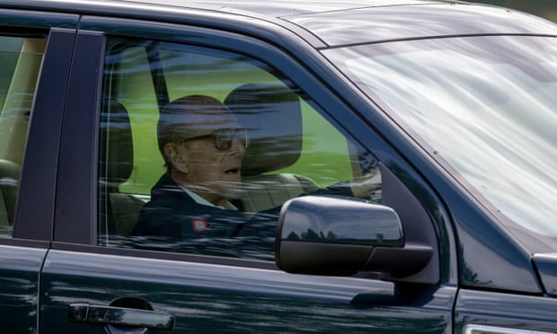 Charity renews call for elderly driver eye tests after Prince Philip crash