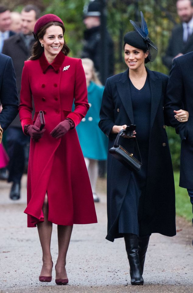 Kate Middleton Reportedly Waited Until Meghan Markle Left Before Joining Royal Family Hunt