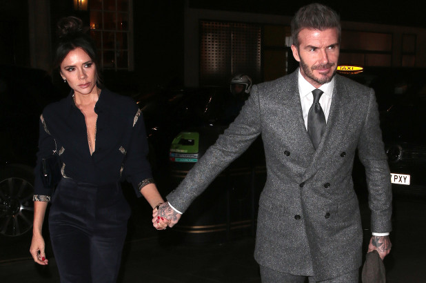 Victoria Beckham admits rocky marriage rumors are 'frustrating'