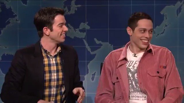 SNL: Pete Davidson appears to joke about Instagram post that prompted wellness check