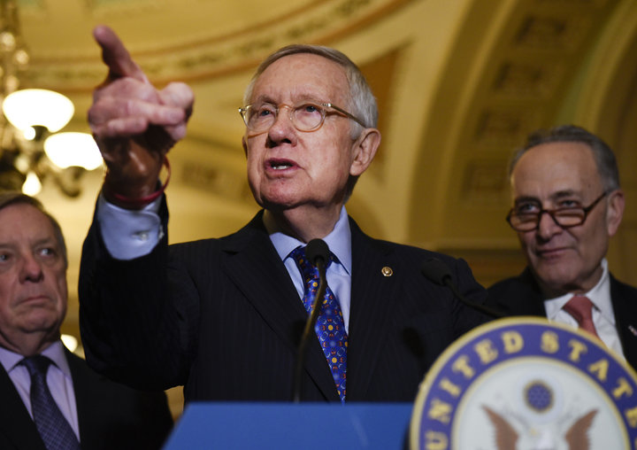 Harry Reid: Trump Is The Worst President Weve Ever Had