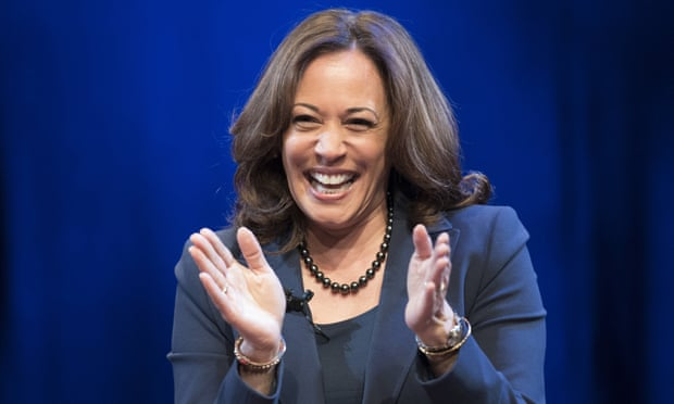 Kamala Harris officially enters US presidential race