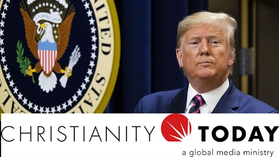 Christianity Today calls for Trumps removal from office following impeachment