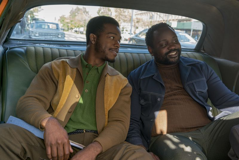 Why the conversations between black men in 'If Beale Street Could Talk' feel so rare