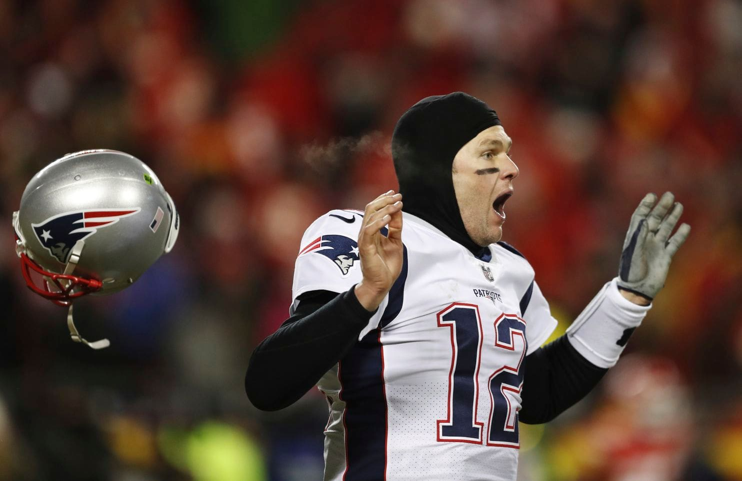 'Still here': Tom Brady isn't going anywhere. And he's going to let you know it.