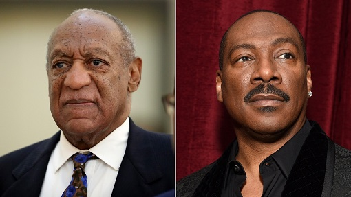 Bill Cosbys spokesman calls Eddie Murphy a Hollywood slave after SNL appearance