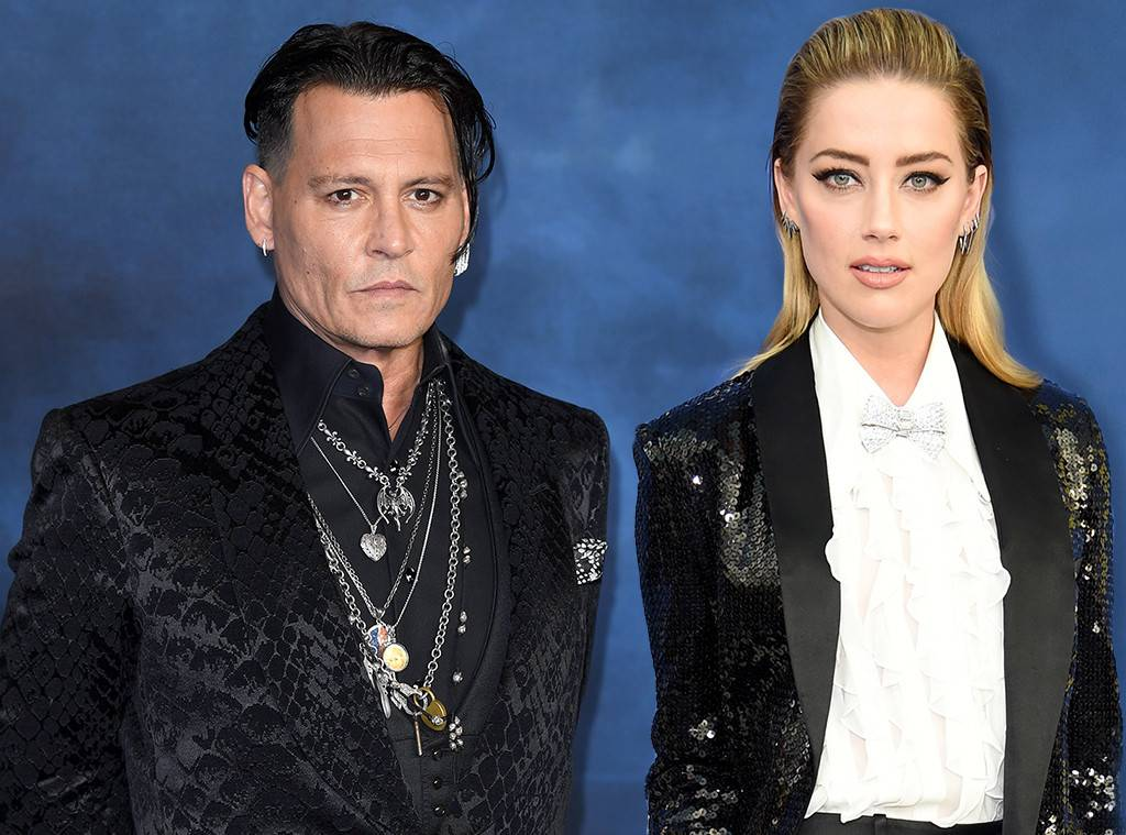 Johnny Depp Claims He Has Evidence to Disprove Amber Heards Domestic Violence Allegations