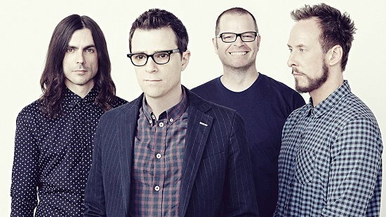 Weezer Surprise-Releases Covers Album