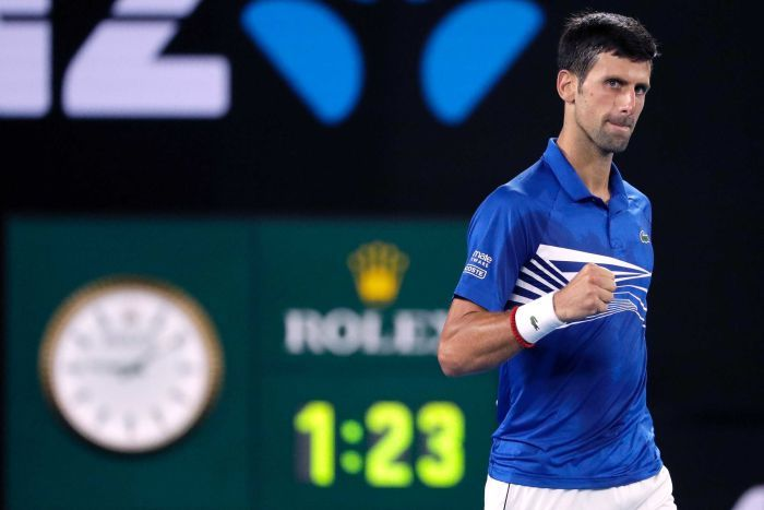 Djokovic sets up blockbuster Australian Open final with greatest rival Nadal
