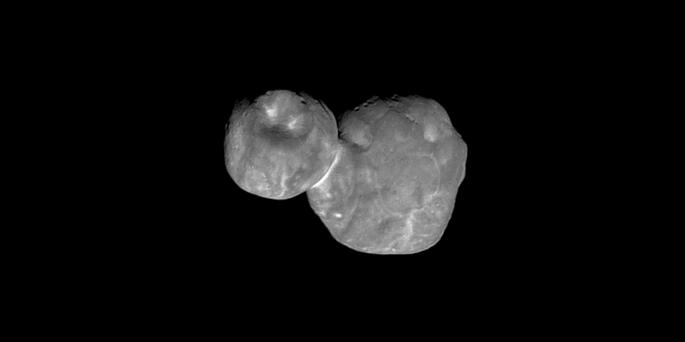 NASA delivers clearest view yet of space snowman Ultima Thule