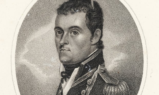 Grave of explorer Matthew Flinders unearthed near London station