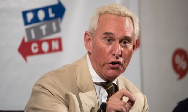 Trump ally Roger Stone arrested on seven charges in Mueller inquiry