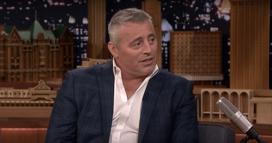 Matt LeBlanc Stole A Friends Prop For The Sweetest Reason
