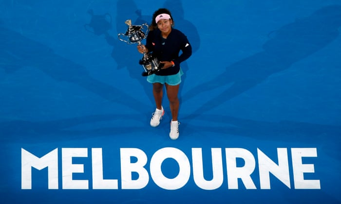 Naomi Osaka wins Australian Open final to seal back-to-back grand slams