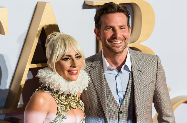 Lady Gaga and Bradley Cooper Perform Shallow Together in Las Vegas: Watch