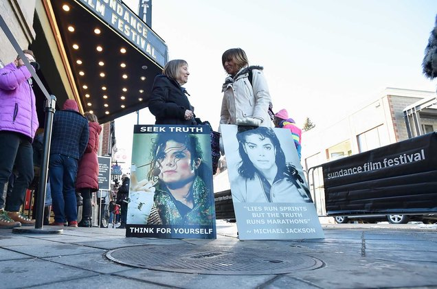 Michael Jackson Family Condemns Leaving Neverland Documentary About Accusers
