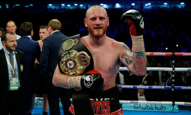 George Groves announces his retirement from boxing