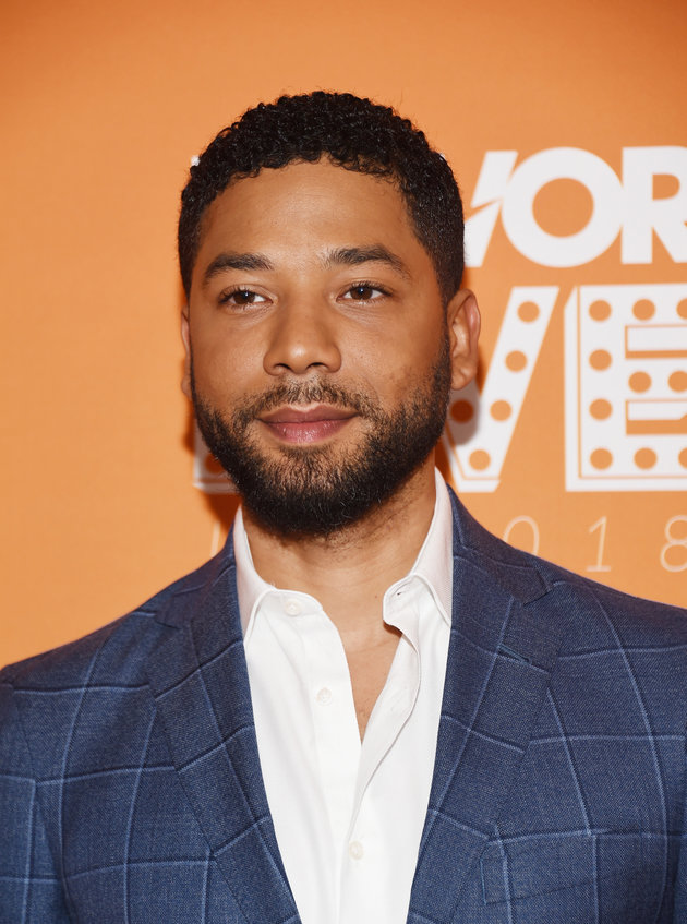 Empire Actor Jussie Smollett Attacked In Suspected Racist And Homophobic Incident