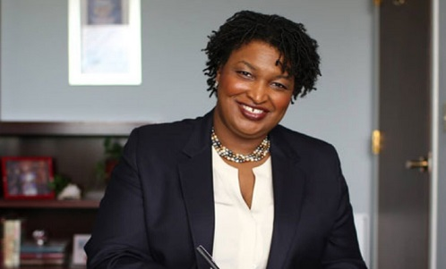 Stacey Abrams to deliver the Democratic response to Trump's State of the Union
