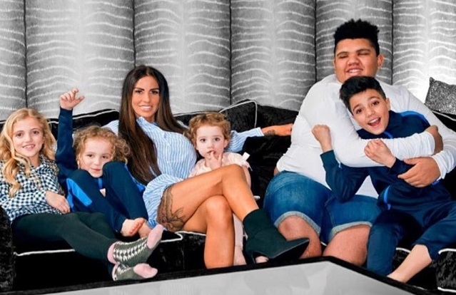 Katie Price reveals plans to adopt a Nigerian orphan