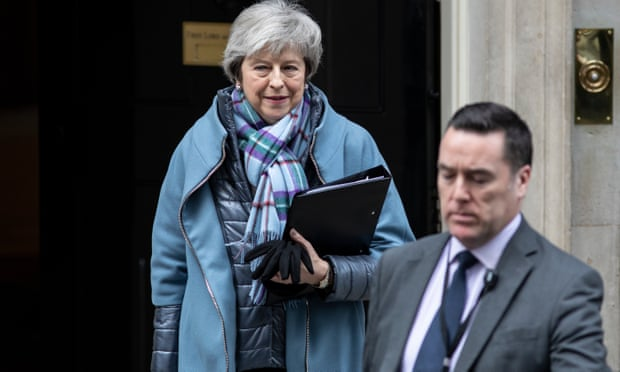 Brexit: May to ask EU to reopen withdrawal agreement over Irish backstop