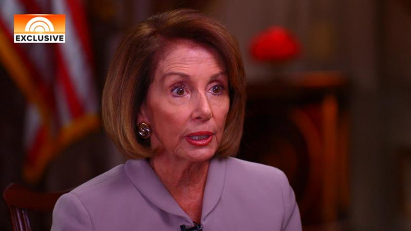 Pelosi: No money for wall in U.S. border deal talks