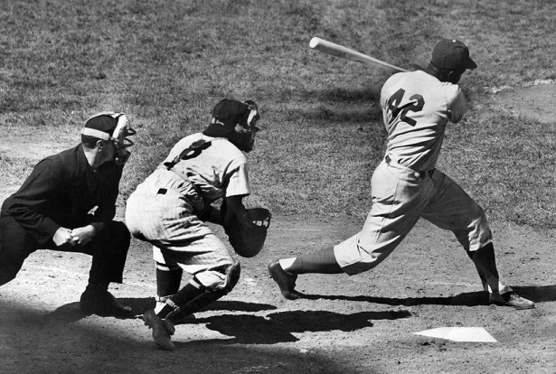 Jackie Robinson Showed Me How to Fight On, Not Fight Back
