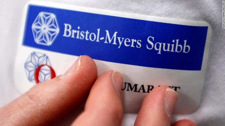 Bristol-Myers Squibb to buy Celgene in $74 billion deal